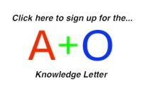 Subscribe to the A+O Knowledge Letter
