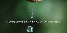 A Conscious Drop ~ 2013 charity: water campaign