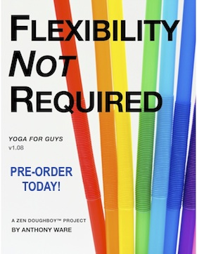 Flexibility Not Required (Pre-Order Today)