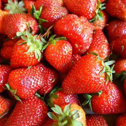 nc media - pic haiku (flickr) strawberries by fried dough 700w