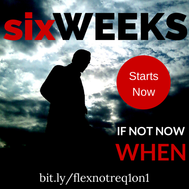 FlexNotReq - promo - 1-on-1 on 21Oct2014